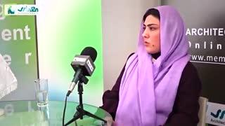 دکتر ساناز افتخار زاده ( پژوهشگر و محقق معماری ) در گفتگویی صریح با معماریTv