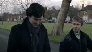 فصل 1 قسمت 3 سریال شرلوک با دوبله فارسی (پایانی)