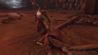 تریلر گیم پلی جدید بازی Sekiro: Shadows Die Twice
