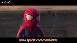 مرد عنکبوتی تو هم اره؟