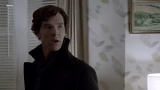 فصل 2 قسمت 3 سریال شرلوک با دوبله فارسی (پایانی)