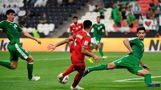 خلاصه دیدار عمان 3_1 ترکمنستان (مرحله گروهی جام ملتهای آسیا)