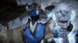 تریلر گیمپلی رسمی بازی Mortal Kombat 11 - بازیمگ