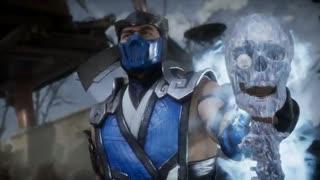 اولین نمایش از گیم پلی Mortal Kombat 11