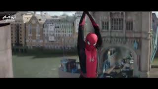 تریلر زیرنویس فارسی فیلم Spider-Man: Far From Home