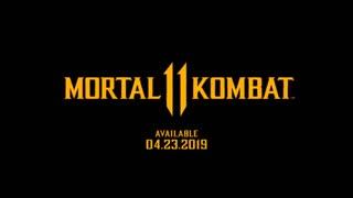 تریلر بخش داستانی بازی Mortal Kombat 11
