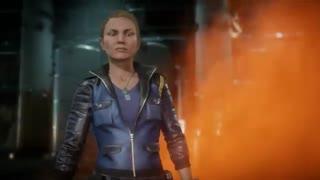تریلر رونمایی از شخصیت Sonya Blade در بازی Mortal Kombat 11