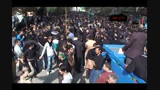 بزرگ هیئت تکیه ابوالفضل(ع) ملایر-بزرگترین هیئت غرب ایران-عاشورای 92