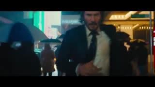 تریلر جدید فیلم جان ویک 3 - John Wick- Chapter 3 – Parabellum