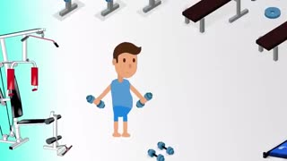 انیمیشن ورزش و سلامتی