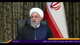 روحانی: فیلترینگ به تاریخ خواهد پیوست