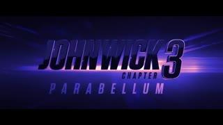 اولین تریلر رسمی فیلم John Wick: Chapter 3 - Parabellum