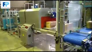 شیرینگ پک اتوماتیک-شیرینک اتوماتیک محصولات
