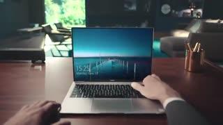 ویدئوی معرفی لپتاپ هوآوی Matebook x Pro