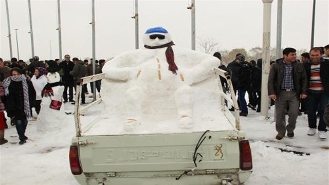 بهترین بازیها و برنامههای برفی در استان اردبیل