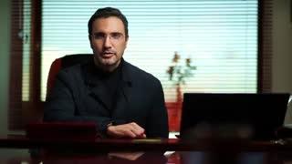 اولین حضور محمدرضا فروتن در سریال شبکه نمایش خانگی