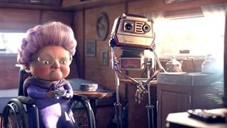 انیمیشن کوتاه وقت چای