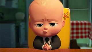 انیمیشن بچه رئیس با دوبله فارسی