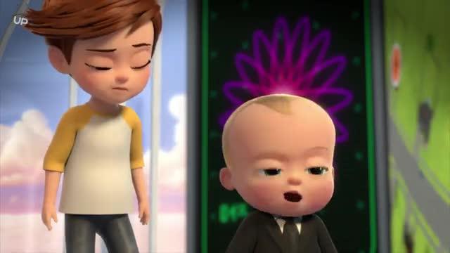 فصل 1 قسمت 1 انیمیشن سریالی بچه رییس بازگشت به کار با دوبله فارسی