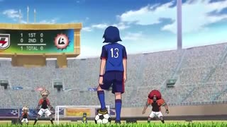 Inazuma Eleven Orion No Kokuin Episode 13