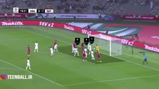 حضور پر رنگ قطری ها در  دور مقدماتی، جام ملتهای آسیا - گروه  E