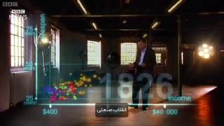 دویست سال در چهار دقیقه با آمارنگار مشهور، هنس روسلینگ