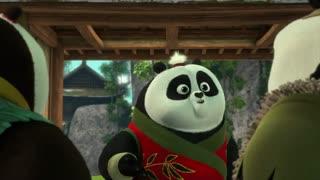 فصل 1 قسمت 2 انیمیشن سریالی پاندای کونگ فو کار: پنجه های سرنوشت با دوبله فارسی