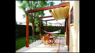 021-26207536 سقف متحرک تراس|سایبان متحرک تراس|پوشش متحرک تراس|پوشش چادری متحرک تراس
