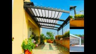 02126207736 سقف متحرک پاسیو|پوشش برقیاسیو|پوشش متحرک برقی پاسیو|پوشش چادری متحرک پاسیو