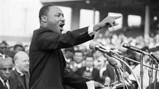 زندگینامه تصویری مارتین لوتر کینگ، رهبر جنبش مدنی سیاهپوستان