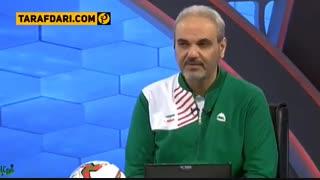 جواد خیابانی: هم شور ایرانیها از عمانیها بیشتره و هم شعورشون!