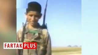 پیام تاثیرگذار و عبرت آموز شهید ۱۴ ساله برای مردم ایران