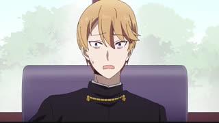 انیمه  کمدی کاگویا ساما /عشق یه جنگه قسمت دوم زیر نویس سافت ساب   (Kaguya-sama wa Kokurasetai: Tensai-tachi no Renai Zunousen)