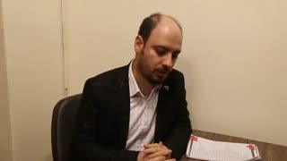 نظر آقای محمد حیدری شرکت کننده دوره هفتم سئو 2018