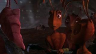 انیمیشن مورچه ای بنام زی - Antz 1998 با دوبله فارسی