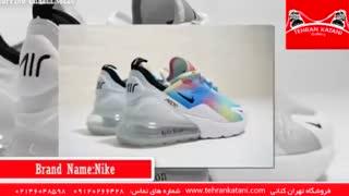 کفش نایک اصل | فروشگاه تهران کتانی شماره های تماس : 09120266428