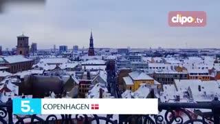 10 مقصد هیجان انگیز برای گردشگری در زمستان