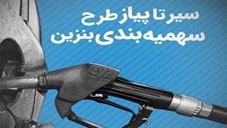 سیر تا پیاز طرح سهمیه بندی بنزین