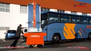 کارواش کالسکه ای اتوماتیک ویژه شستشوی سیار انواع خودرو