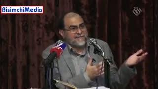 نتیجه عدم برخورد با عفریته های مسیح علی نژاد (رحیم پور ازغدی)