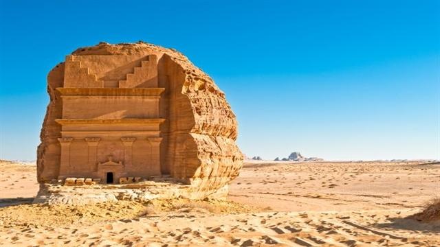 زیبایی های طبیعت عربستان سعودی