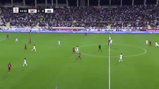 خلاصۀ دیدار قطر 1_0 عراق (مرحلۀ یکهشتم نهایی جام ملتهای آسیا)
