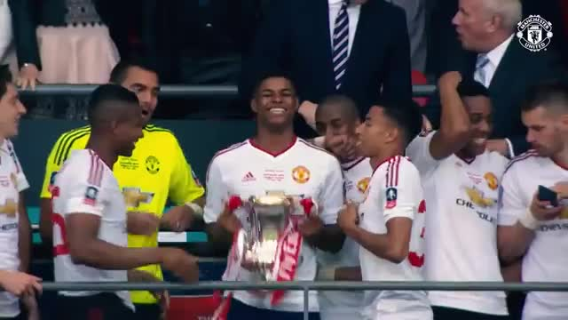 150 بازی مارکوس راشفورد در پیراهن منچستریونایتد