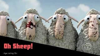 انیمیشن اوه گوسفند