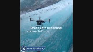 مجموعه بزرگ کوادکوپتر حرفه ای و تجهیزات تصویربرداری | ایستگاه پرواز