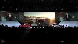 خلاصه مراسم معرفی خودروی تویوتا سوپرا 2020
