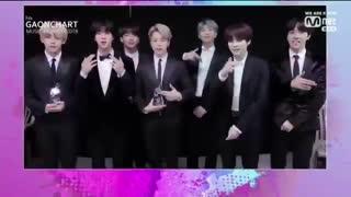 BTS برنده Album Of The Year مراسم Gaon Chart Music Awards