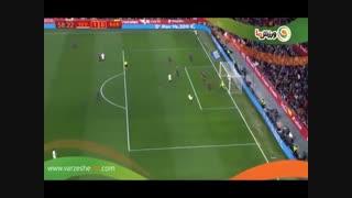 خلاصه بازی سویا 2 - بارسلونا 0 (4-11-1397)