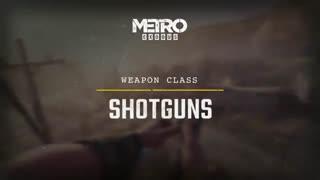 تریلر بازی Metro Exodus با محوریت اسلحهها - بازیمگ