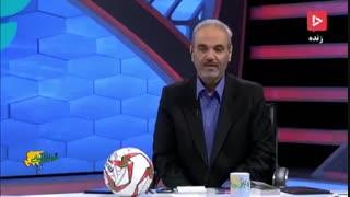 حاشیه جواد خیابانی از حاشیههای تیم ملی فوتبال ایران بیشتر است
